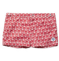 Robinson les Bains - Short-Length Anchor-Print Swim Shorts