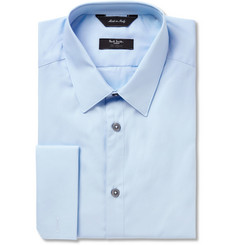 Paul Smith London Blue Byard Cotton Shirt