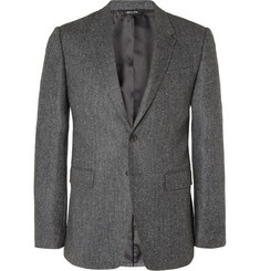 Paul Smith London Byard Slim-Fit Herringbone Wool Blazer