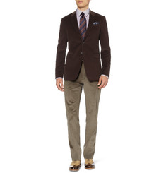 Paul Smith London Byard Slim-Fit Corduroy Blazer