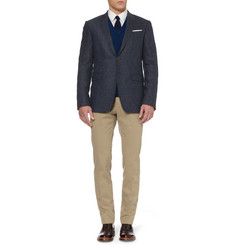 Paul Smith London Slim-Fit Flecked Wool-Blend Blazer