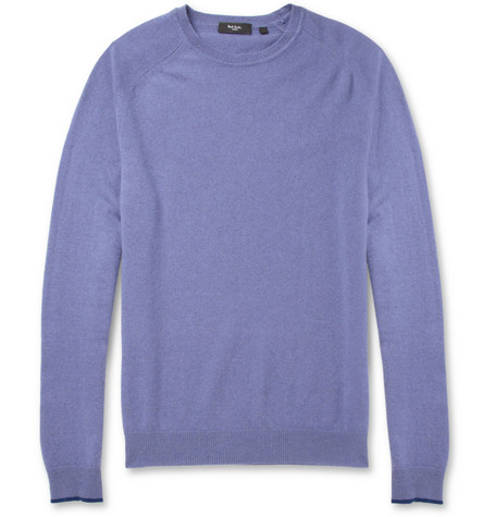 Paul Smith London Cashmere Crew Neck Sweater