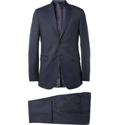 Paul Smith London Blue Byard Birdseye Wool Suit