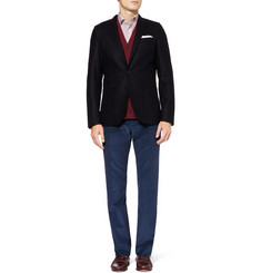 Paul Smith London Westborne Regular-Fit Cotton-Corduroy Trosuers