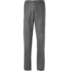 Paul Smith London Westborne Regular-Fit Wool and Silk-Blend Trousers