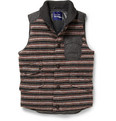 Junya Watanabe - Duvetica Down-Filled Wool-Blend Gilet