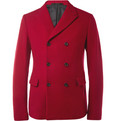 Jil Sander Slim-Fit Double-Breast Blazer