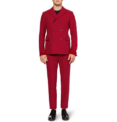 Jil Sander Slim-Fit Wool Suit Trousers