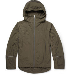 Jil Sander Lightweight Hooded Jacket