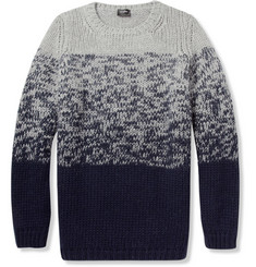 Jil Sander Chunky-Knit Wool Sweater