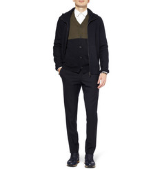 Jil Sander Block Colour Cashmere Cardigan