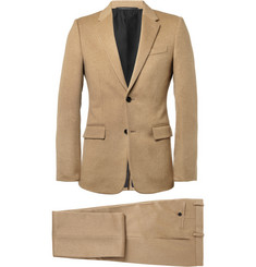 Balenciaga Slim-Fit Camel Suit