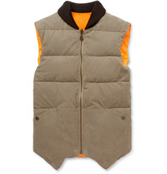 Michael Bastian Reversible Down-Filled Gilet
