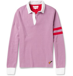 Michael Bastian Cotton-Jersey Polo Shirt