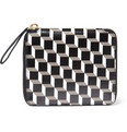 Pierre Hardy - Zip-Around Printed Coated-Canvas Wallet