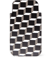 Pierre Hardy Printed Coated-Canvas iPhone 5 Sleeve
