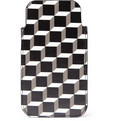 Pierre Hardy - Printed Coated-Canvas iPhone 5 Sleeve