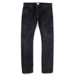 Jean.Machine J.M-2 Regular-Fit Washed-Denim Jeans