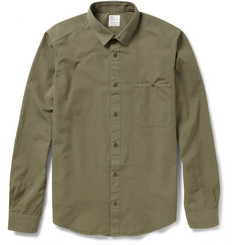 Jean.Machine City Overdyed Cotton Shirt