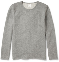 Jean.Machine Loopback Cotton-Jersey Sweatshirt