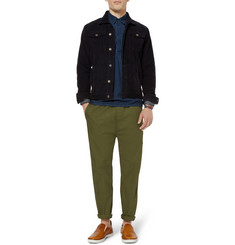 Jean.Machine J.M-4 Slim-Fit Corduroy Jacket