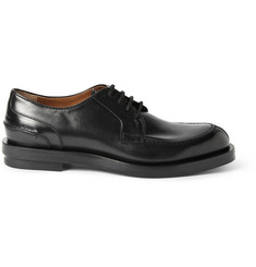 Gucci Leather Split Toe Derby Shoes