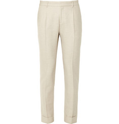 Gucci Flint Regular-Fit Wool Trousers