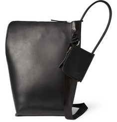Rick Owens Leather Tote Bag and Wallet
