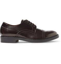 Acne Burnished Leather Derby Shoes