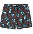 Marc by Marc Jacobs - Floral-Print Mid-Length Swim Shorts