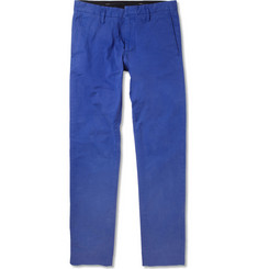 Marc by Marc Jacobs Regular-Fit Washed-Cotton Trousers