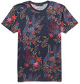 Marc by Marc Jacobs - Wichita Floral-Print Cotton-Jersey T-shirt
