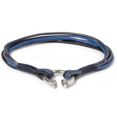 Folk Leather Strand Bracelet