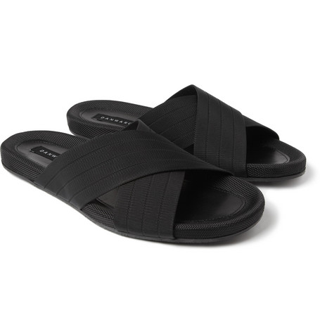 Dan Ward Strapped Sandals