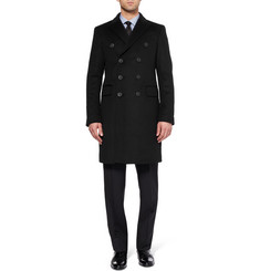 Burberry London Slim-Fit Wool and Cashmere-Blend Coat