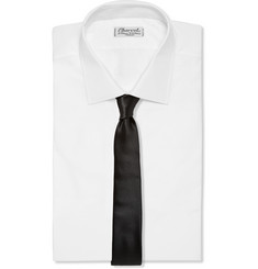 Burberry London Euston Silk-Satin Tie