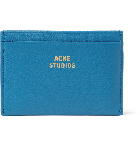 Acne Leather Card Holder