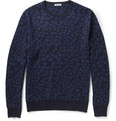 Acne Studios - Clissold Animal-Patterned Wool Sweater
