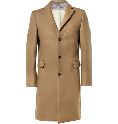Acne Studios Garret Wool Overcoat