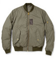 Acne Studios - Sid Down-Filled Cotton-Blend Bomber Jacket
