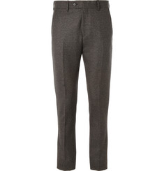 Acne Drifter Slim-Fit Check Wool Suit Trousers