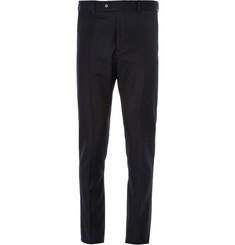 Acne Drifter Slim-Fit Pindot Wool Suit Trousers
