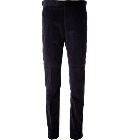 Acne Studios Wall Street Slim-Fit Corduroy Suit Trousers
