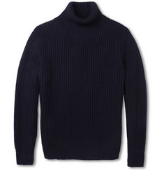 Acne Miles Chunky-Knit Wool Rollneck Sweater