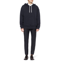 Acne Kurt Oversized Cotton-Jersey Hoodie