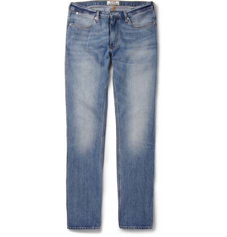 Acne Studios Max Vintage Slim-Fit Denim Jeans