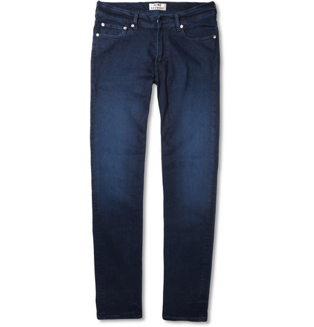 Acne Studios Ace Overdyed Slim-Fit Jeans