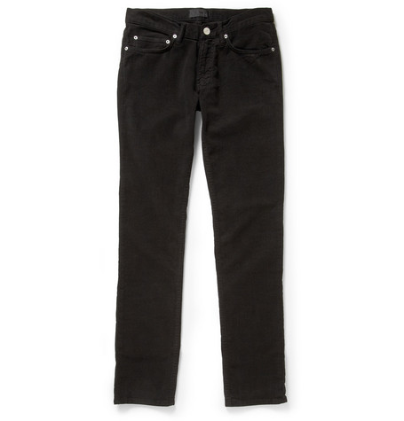 Acne Studios Vega Brushed Stretch-Cotton Jeans