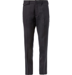 Maison Martin Margiela Wool And Mohair-Blend Suit Trousers