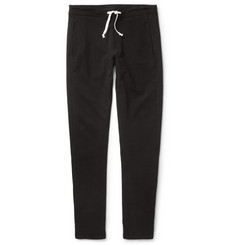 Ann Demeulemeester Slim-Fit Cotton and Wool-Blend Drawstring Trouser